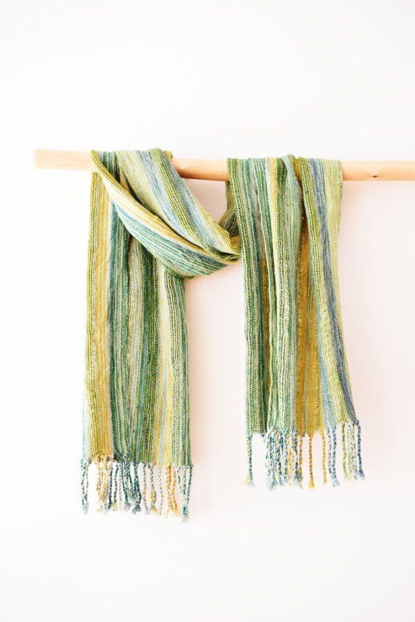 Summer cotton shawl
