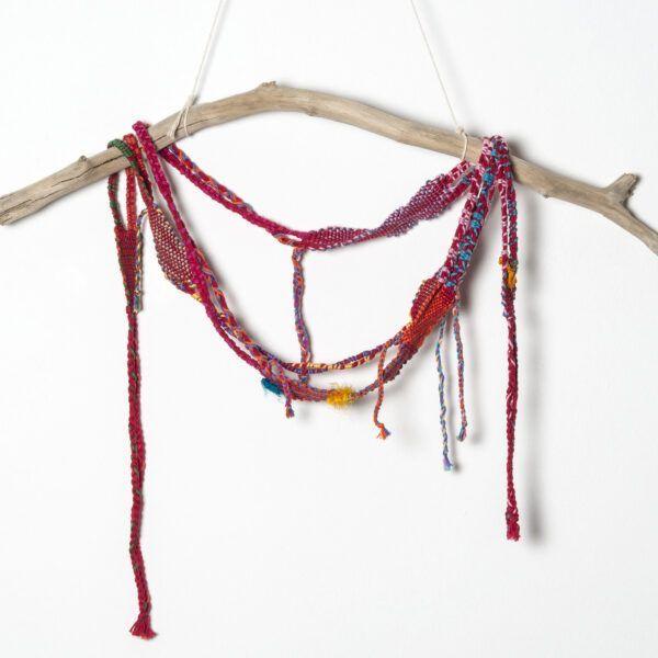 Handwoven accessory